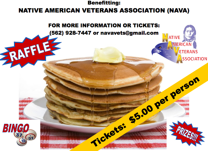 NAVA Pancake Breakfast @ South Gate Park Girl's Club House  | South Gate | California | United States